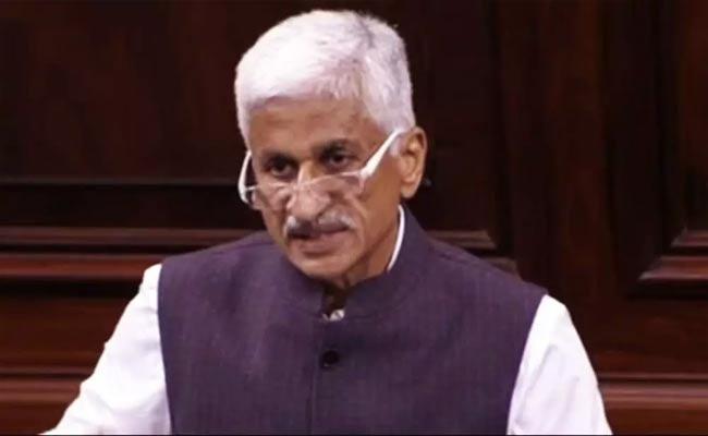 Vijay Sai Reddy Question To Piyush Goyal In Rajya Sabha - Sakshi