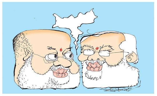 Sekhar Gupta Article On National security - Sakshi