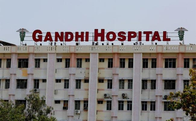 Gandhi Mortuary Until Further Orders Were Issued On Bodies Of Disha Accused - Sakshi