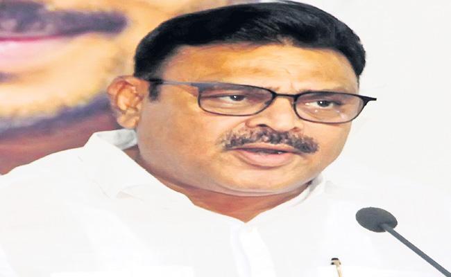 Ambati Rambabu Speaks Over Krishna Kishore suspension - Sakshi