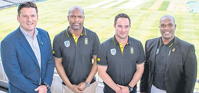 Legendary wicketkeeper Mark Boucher becomes South Africa head coach - Sakshi