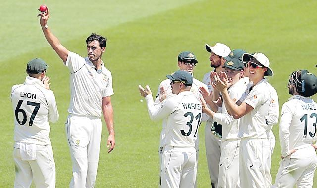 Australia vs New Zealand First Test, day three talking points - Sakshi