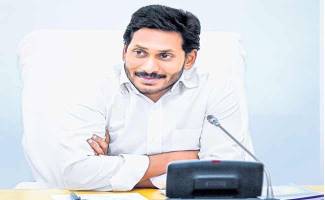 CM YS Jagan Mohan Reddy Dinner On The 17th For Collectors And SPs - Sakshi