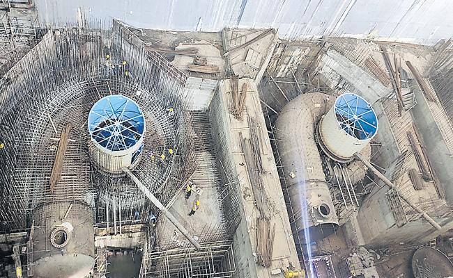 Telangana Government To Complete Package-21 Works Of Kaleshwaram - Sakshi