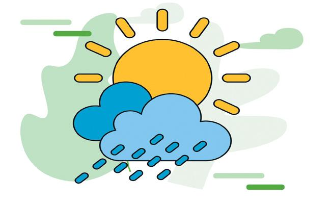 Weather Report In Telangana - Sakshi