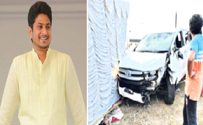 Police Neglected To Arrest The Son Of Former TDP MLA Bandaru - Sakshi