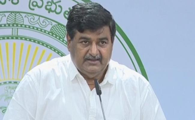 CM Jagan Made a Good Decision on Capital: Minister Dharmana - Sakshi
