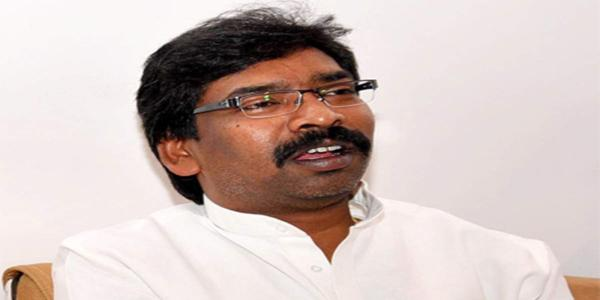 JMM Chief Hemant Sorens Sharp Attack On BJP - Sakshi