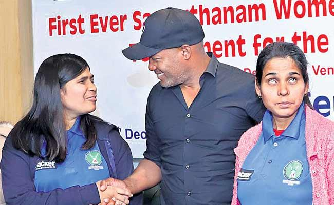 First National Womens Cricket Tournament For The Blind To Be Held In Delhi - Sakshi