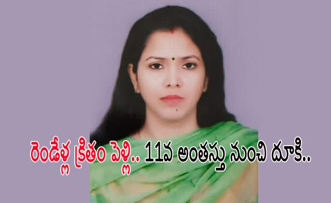 Married Woman Suicide in Chandanagar - Sakshi