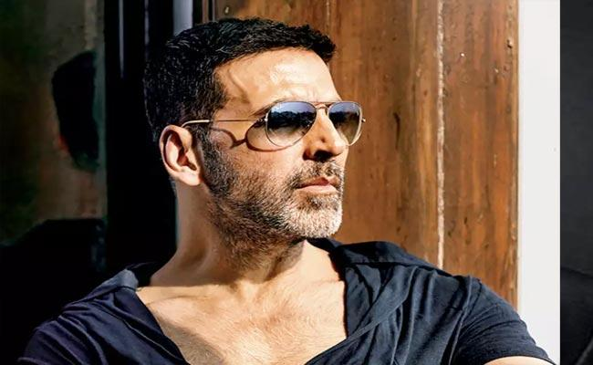 Akshay Kumar Said Never joining In Politics Because I want To Be Happy - Sakshi