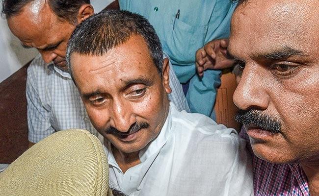 Unnao Victim Demand Hand For Kuldip Singh Segar - Sakshi