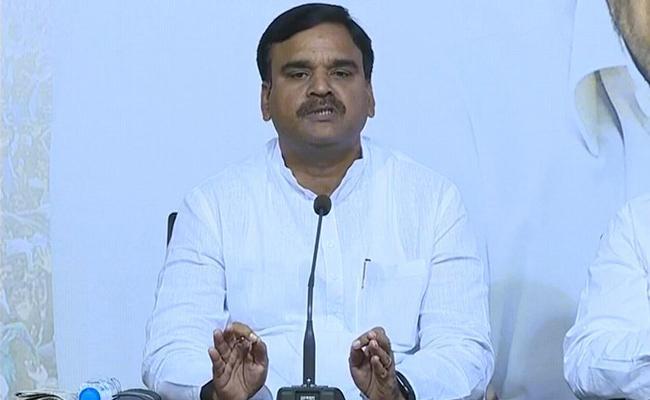 YSRCP Will Oppose to NRC : Deputy CM Amjad Basha - Sakshi