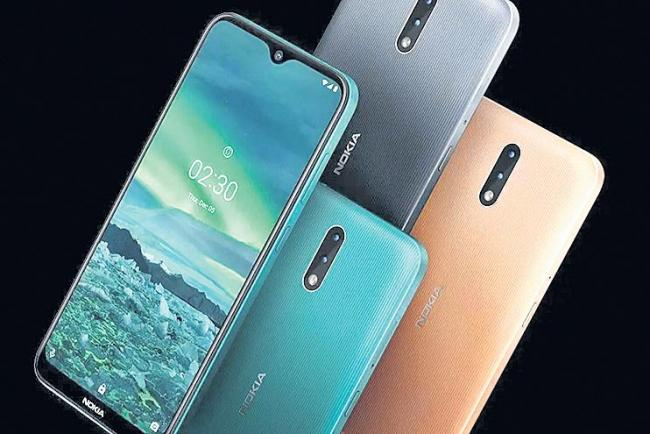 Nokia 2.3 launched in India - Sakshi