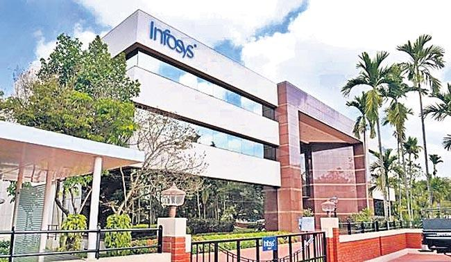 Indian outsourcer Infosys settles with California over alleged visa scam - Sakshi