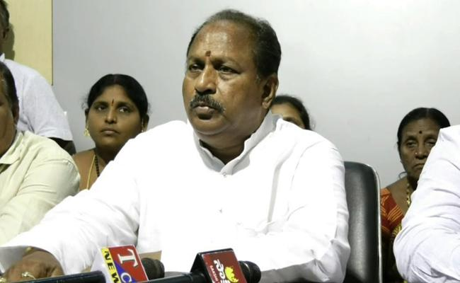 kottu satyanarayana Slams Pawan Kalyan - Sakshi