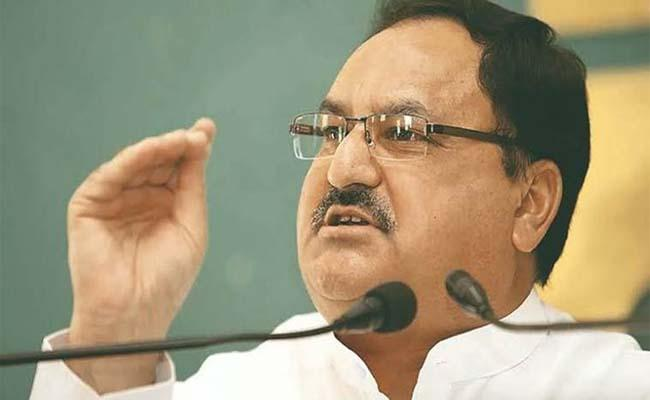 NRC Comes After CAA: JP Nadda - Sakshi