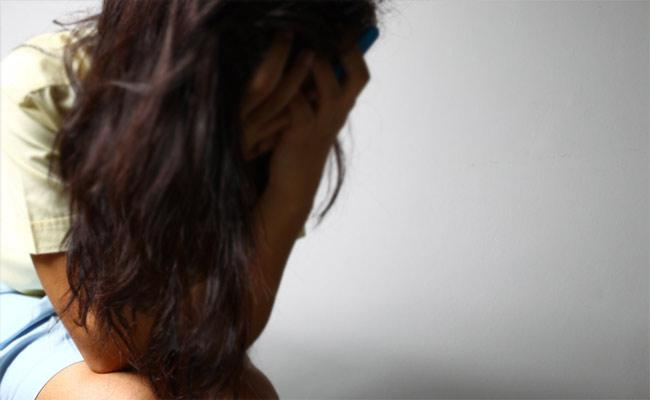 Woman Molested In vizianagaram District - Sakshi