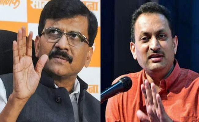 Sanjay Raut responds to Sensational Comments Made By BJP MP Ananthakumar - Sakshi