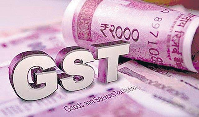 GST revenue grows 6 persant to cross Rs 1 lakh crore in November  - Sakshi