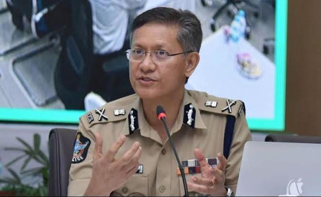 AP DGP Gautam Sawang Comments on Zero FIR - Sakshi