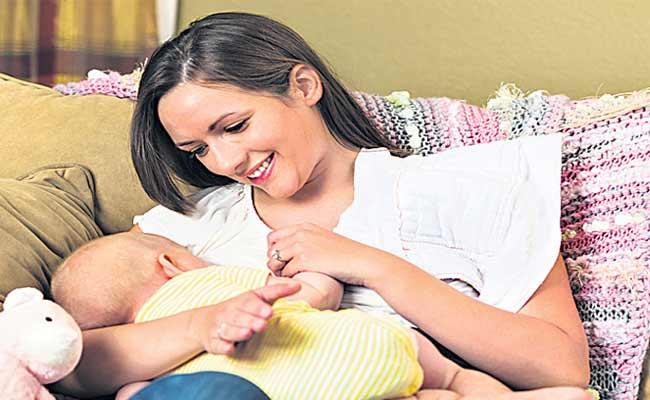 Breast Milk That Reduces The Chances Of A Heart Attack - Sakshi