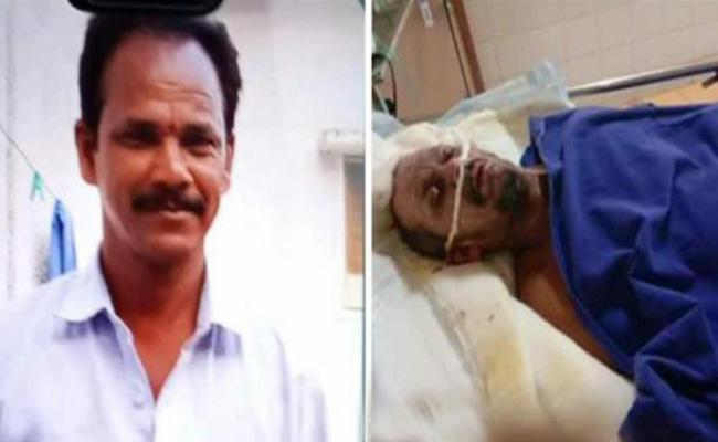 Abdullapurmet MRO Office Attender Died In Hospital - Sakshi