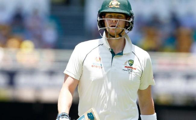 1st Time, Smith Ends A Test Series Not Hitting A Fifty - Sakshi