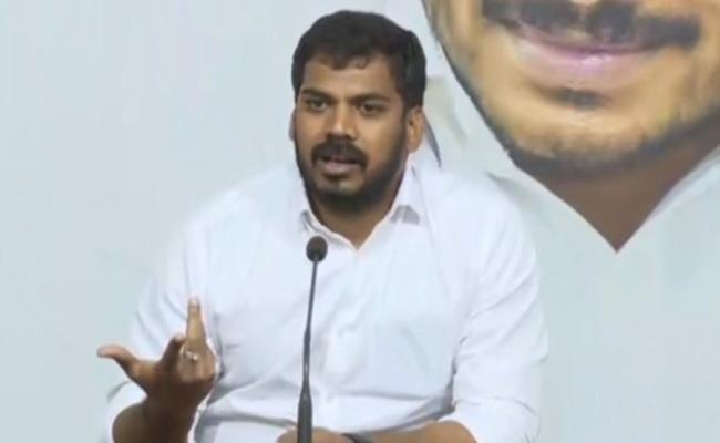 Minister Anil Kumar Yadav Fires On Pawan Kalyan - Sakshi