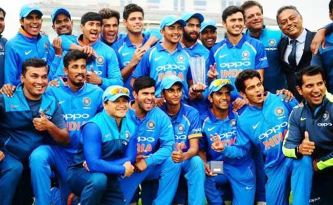BCCI Announce U19 Cricket World Cup Squad - Sakshi