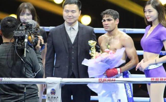 Nizamabad Boxer Hussamuddin Won Gold Medal At Asian Boxing Championship - Sakshi