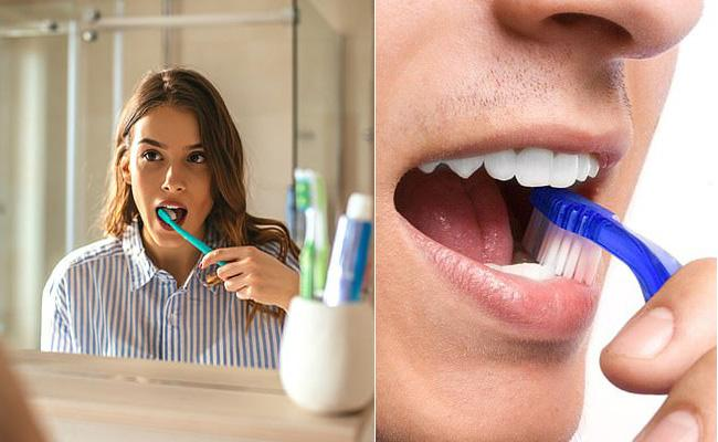 Brush Your Teeth Not Twice, But Thrice A Day - Sakshi