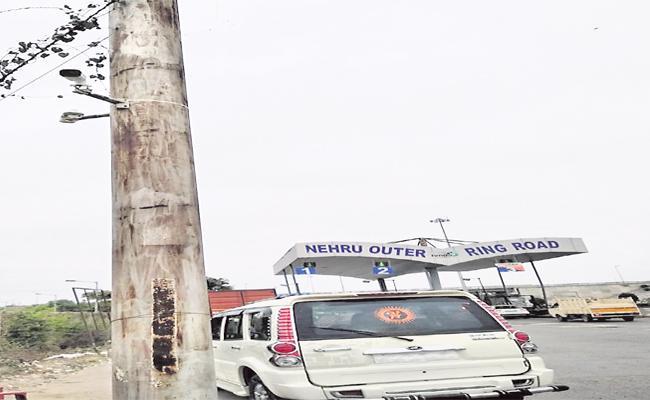 CCTV Cameras Installed At Tondupalli Tollgate After Disha Incident - Sakshi