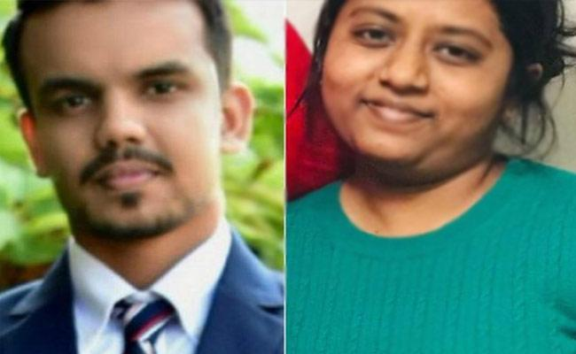 Two Indian Students Killed In US Road Accident - Sakshi