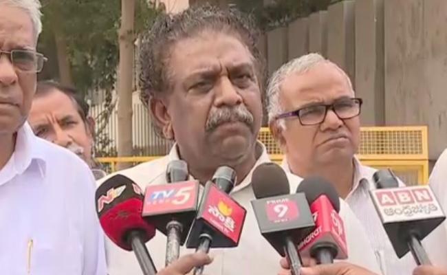 MLC Laxman Rao Meet AP Governor In Vijayawada - Sakshi