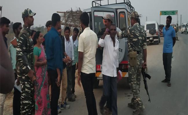 Amid Of PLGA Week Celebrations Police Tighten The Security - Sakshi