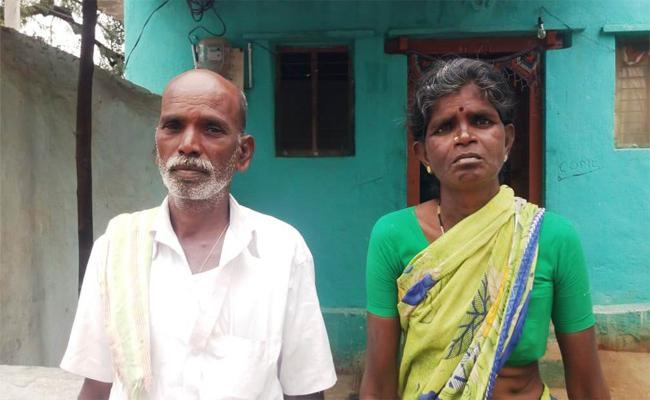 Parents Of Accused Feeling Ashamed After Priyanka Murder In Mahabubnagar District - Sakshi