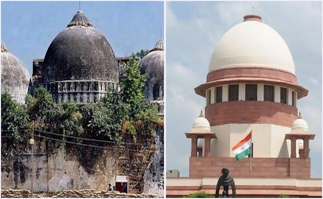 Jamiat Ulema E Hind Files Review Plea Over Ayodhya Verdict - Sakshi