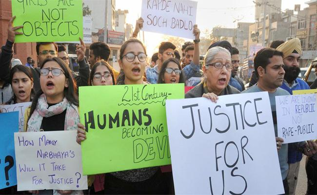 Justice For Disha : Victims Name Should not Reveal - Sakshi