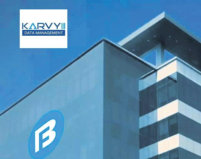 Bajaj Finance invokes pledged shares of Karvy subsidiary - Sakshi