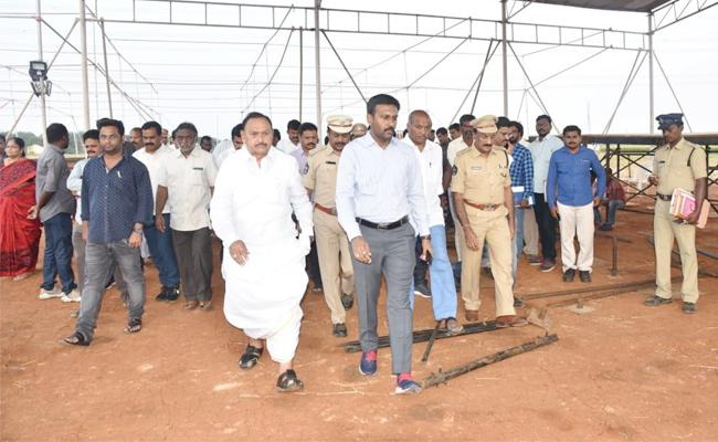 CM YS Jagan Mohan Reddy Tour in YSR Kadapa 23 to 25th - Sakshi
