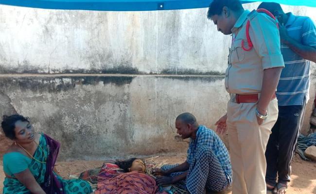 Student Commits Suicide In Vizianagaram District - Sakshi