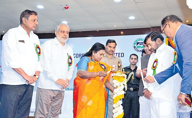 Telangana Is The Second Largest Solar Power Generator In The Country - Sakshi