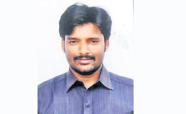Young man Commits Suicide After Fail in Exam - Sakshi