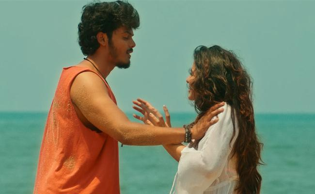 Puris Romantic Telugu Movie First Video Song Out - Sakshi