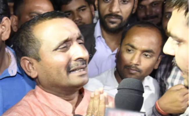 Story On Unnao Case Kuldeep Singh Sengar Life Sentence - Sakshi