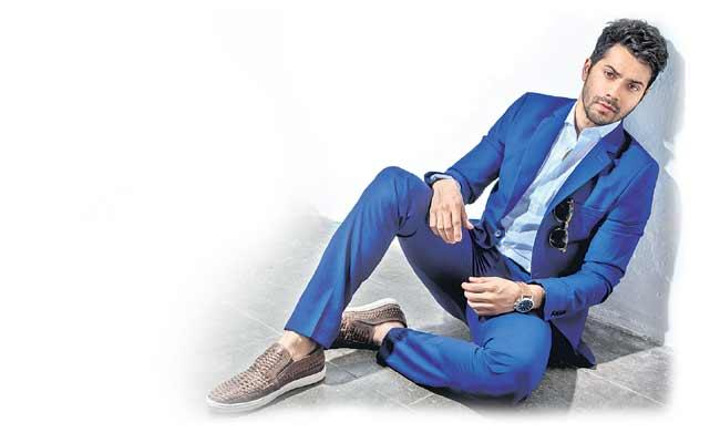 Varun Dhawan Is Certainly One of The Most Popular Actors Of This Generation - Sakshi