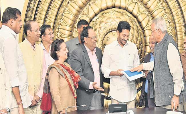Andhra Pradesh To Have 3 Capitals For Decentralised Development - Sakshi