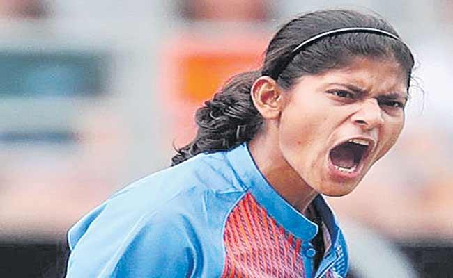 ICC Womens T20 Rankings Radha Yadav Remains In Second Spot - Sakshi