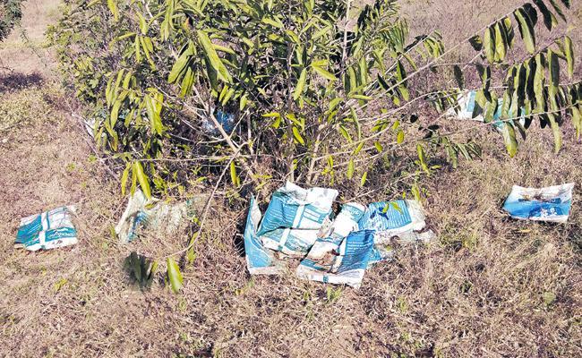 Balamrutham Not Reaching Anganwadi Centres Moving To Black Market - Sakshi
